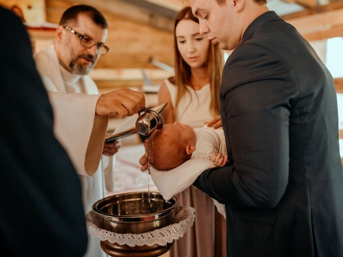 Chrzest Święty Lenki