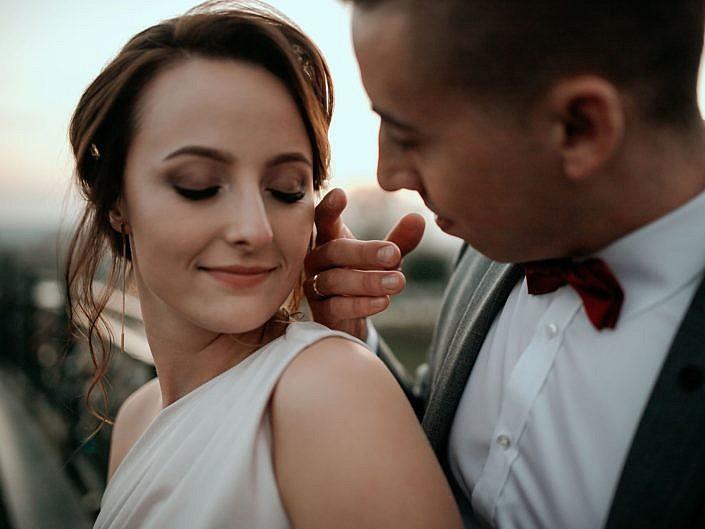 Sesja ślubna Edyty i Denisa