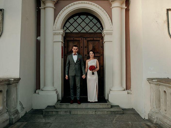 Ślub Edyty i Denisa