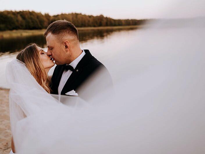 Plener ślubny Ani i Rafała